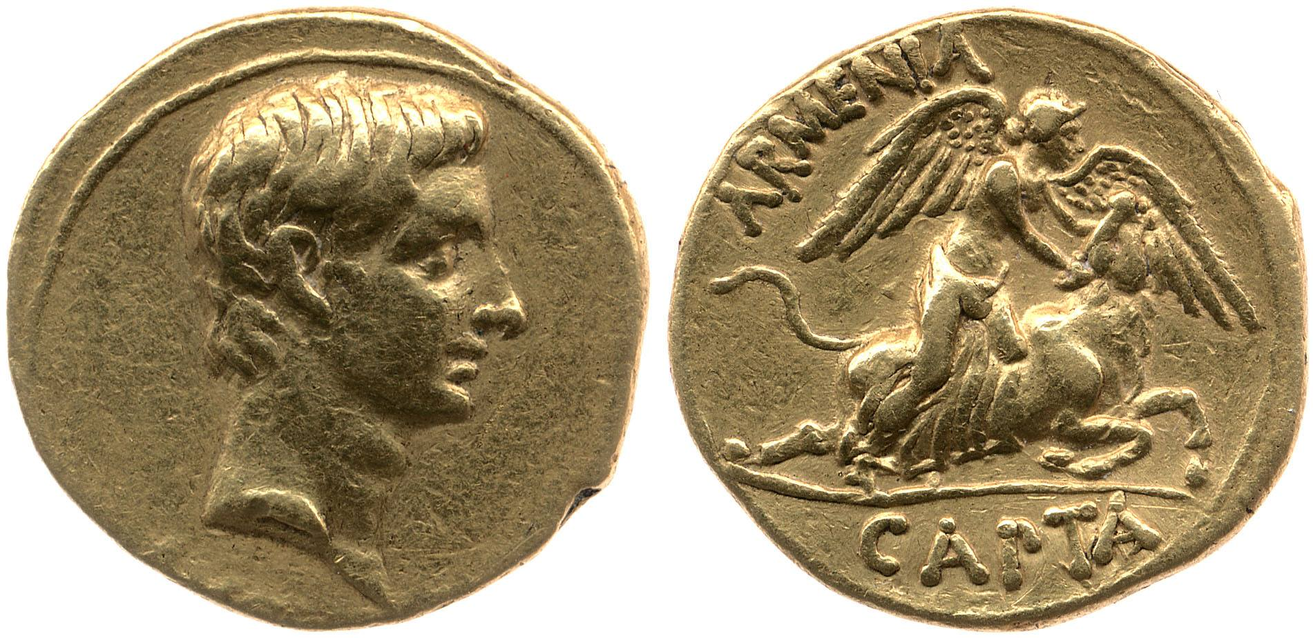 You are currently viewing 2504AU – Aureus Auguste