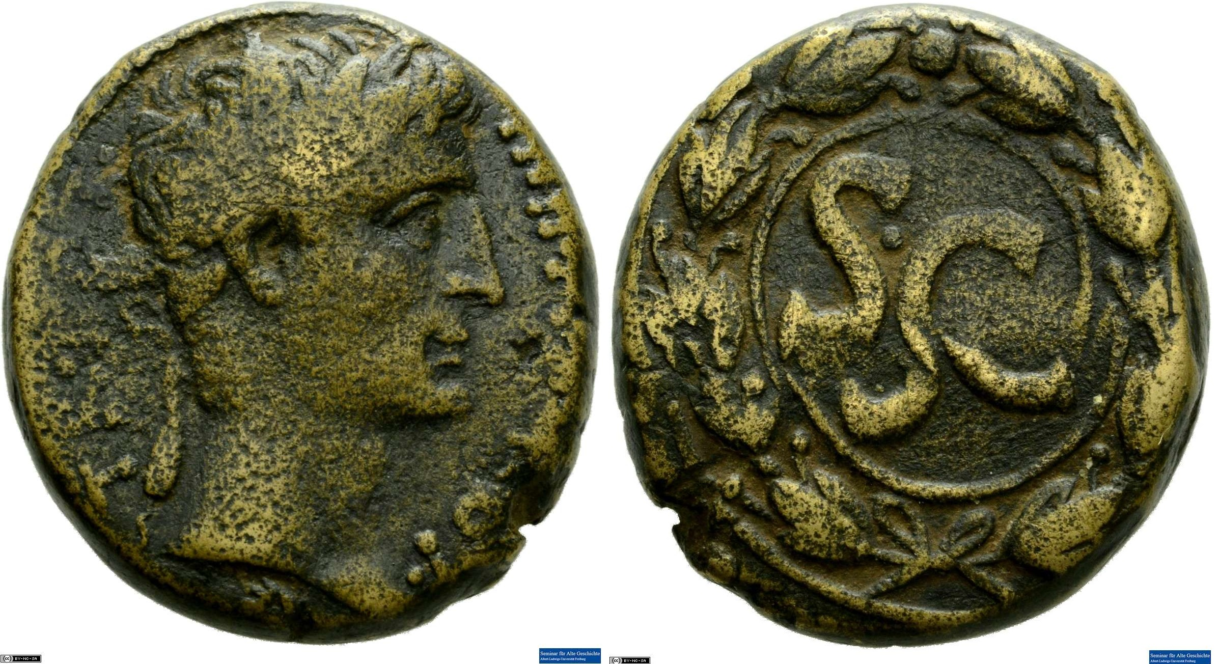 You are currently viewing 2516AU – Bronze Auguste