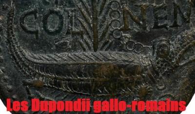Les dupondii gallo-romains