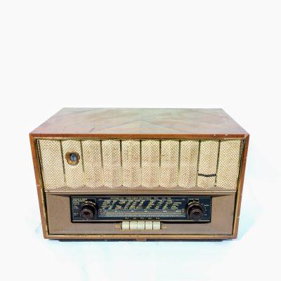 Radialva Idole AM/FM de 1959 : Poste radio vintage Bluetooth