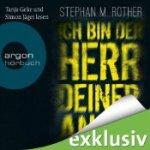 Ich bin der Herr deiner Angst von Stephan M. Rother - Hörbuch auf Audible.de