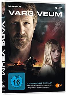 Varg Veum – Cover mit freundlicher Genehmigung von Edel:Motion
