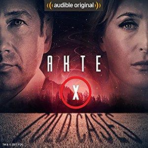 Akte X: Cold Cases - Die komplette 1. Staffel - Cover mit freundlicher Genehmigung von Audible