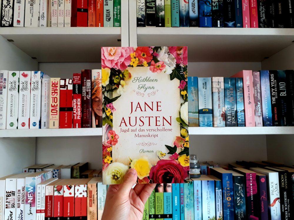 Jane Austen Jagd auf das verschollene Manuskript
