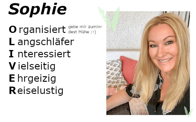 Sophie Oliver
