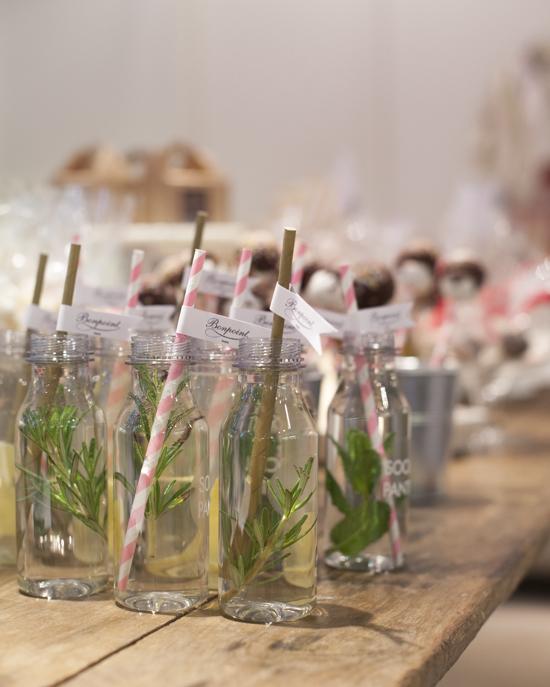 Bonpoint Rosemary Drinks