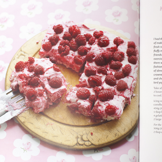 Sweets Made Simple Raspberry Marshmallows