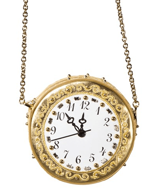 Dolce and Gabbana Clock Bag