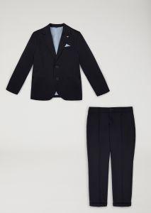 Armani kids suit