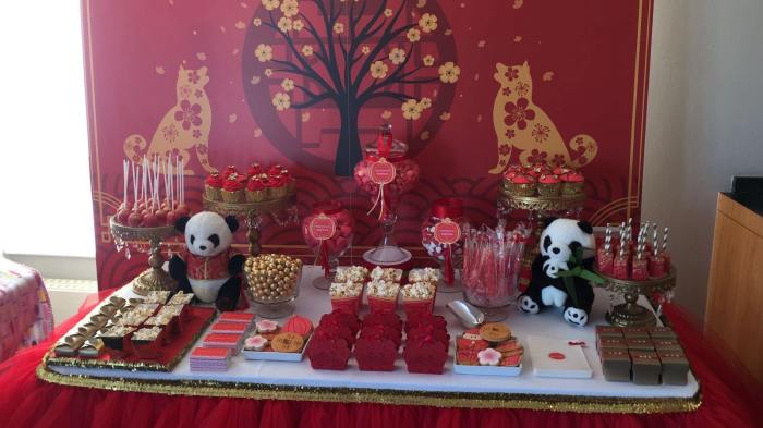 chinese new year party ideas for children