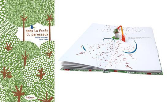 Dans la forêt du paresseux - Editions Hélium