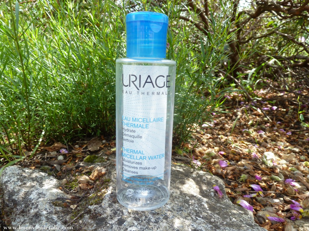Eau micellaire thermale Uriage