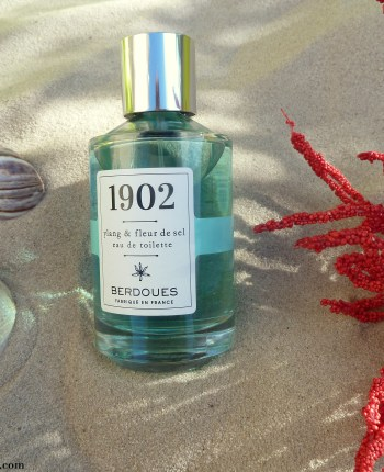 Eau de toilette Ylang fleur de sel Berdoues 1902