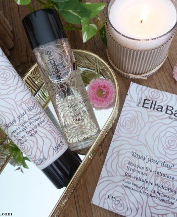 Collection rose your day Ella Baché