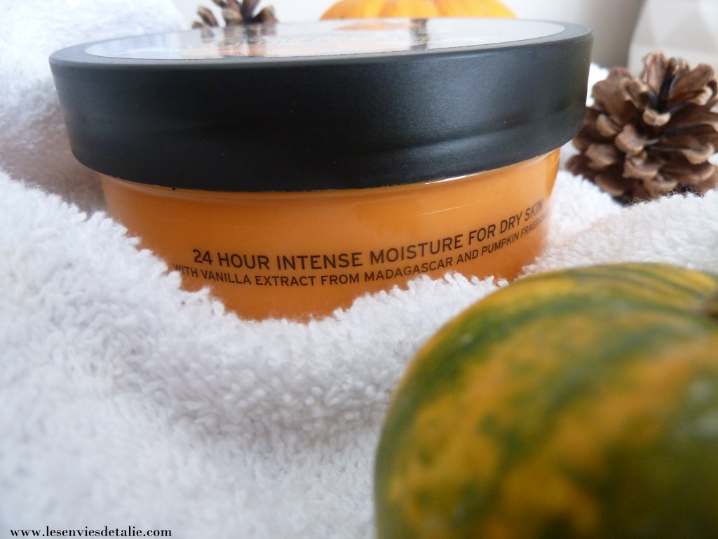 Beurre corps The Body Shop 24 heures d'hydratation