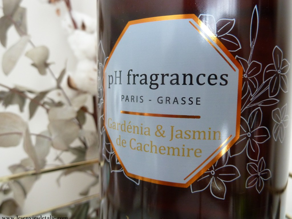 parfum de la lessive pH fragrances