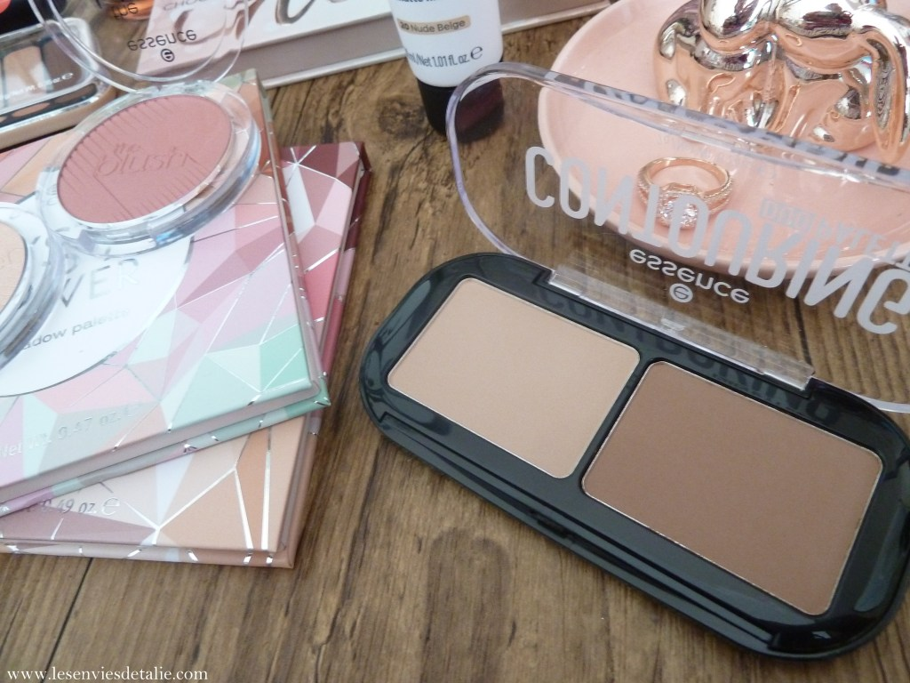 Duo palette contouring Essence