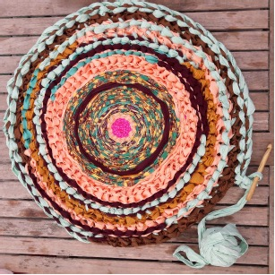 Initiation au rag rugs