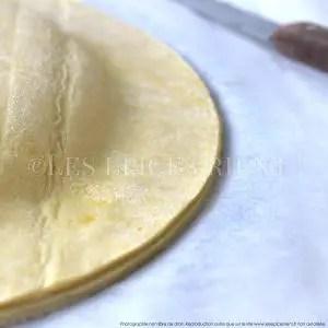 galette des rois maison frangipane traditionnelle aux amandes torrefiees