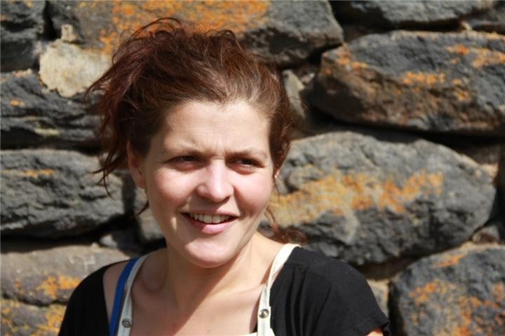 Charlotte Salat dernière productrice de Salers AOP Tradition