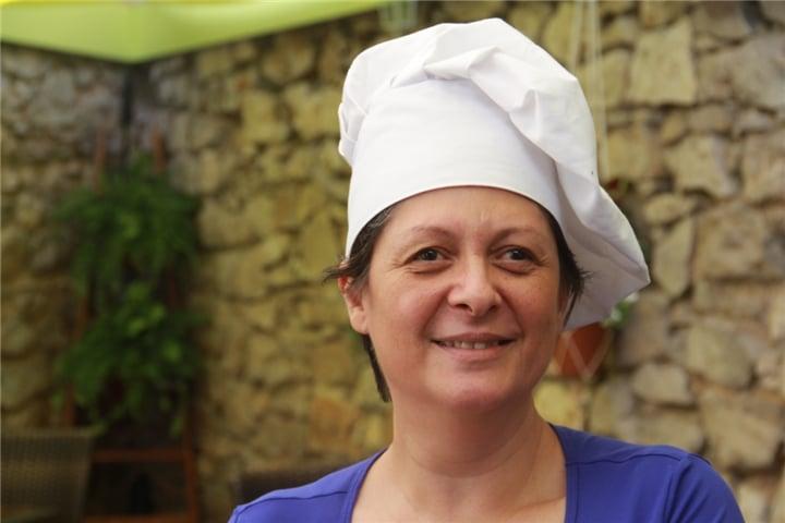 Natahlie Racine restaurant les mille poètes