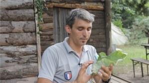 Olivier Peyronel guide accompagnateur dans les gorges de l'Ardèche