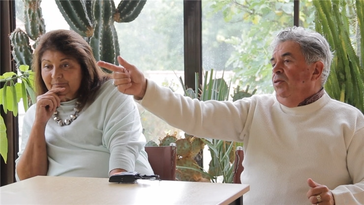 Claude et Lydia Bourguignon, deux experts mondialement reconnu quand on parle d'étude du sol !