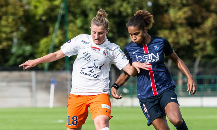 Laura Georges au Bayern de Munich ! La France se met en mode Coupe du Monde 2019