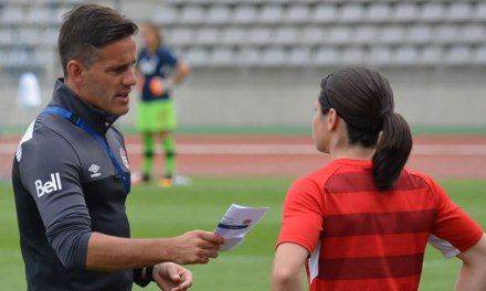 "ITW John Herdman, coach canadien : ""France is a top team. We have to push and doing our best ! And who knows ?"