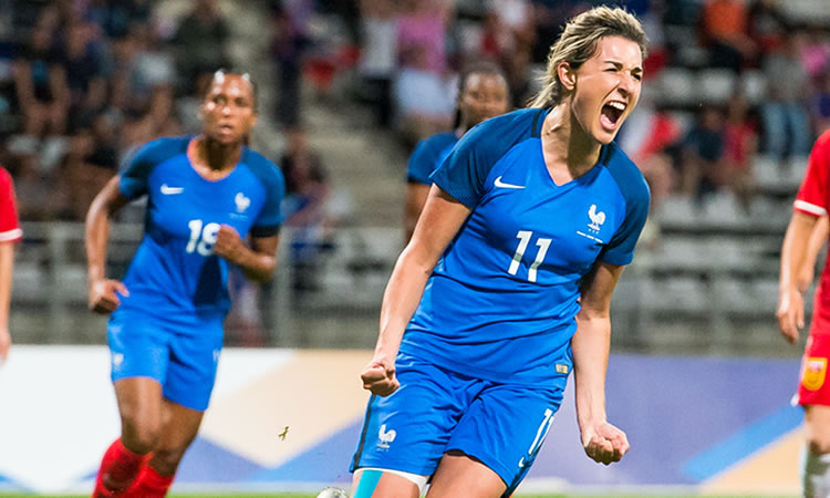 France B – L'Equipe de France, facile contre la Roumanie (3-0)