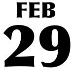 29 febbraio cose porta sfortuna