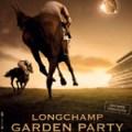 Garden Party à l'Hippodrome de Longchamp
