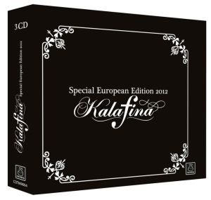 kalafina - coffret 3CD