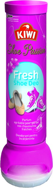Kiwi Shoe Passion Fresh Shoe Deo