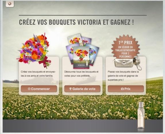 e-bouquet-Victoria