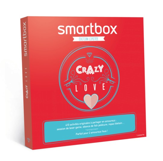 Smartbox CrazyLove
