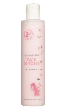 Pluie de rose-SECRETS DE MIEL