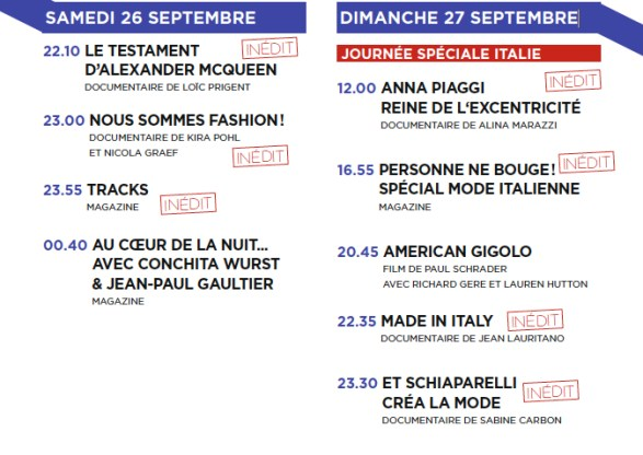 programme-arte-fashion-week-end