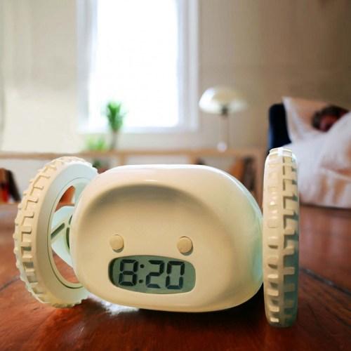 Clocky Le Réveil Fugueur; 34,95 €