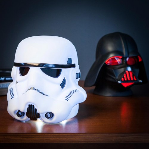 Lampe LED Casque Star Wars; 17,95 €