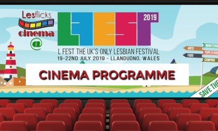 LesFlicks Cinema at LFEST 2019