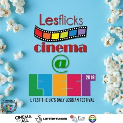 LesFlicks cinema at LFEST