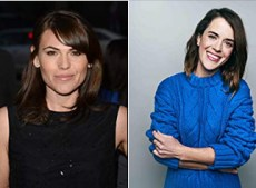 Clea Duvall and Mary Holland