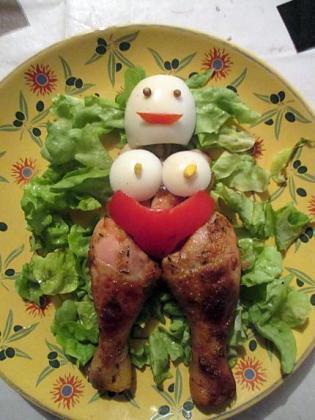 """Résultat de recherche d'images pour """"pilon de poulet aux épices"""""""