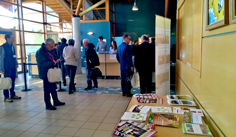 Le centre de congrès les Foréziales à Montrond-les-Bains accueillent les rencontres nationales COFOR 2017