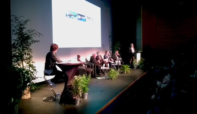 Le congrès national 2017 des Communes Forestières a lieu aux centre de séminaires les Foréziales