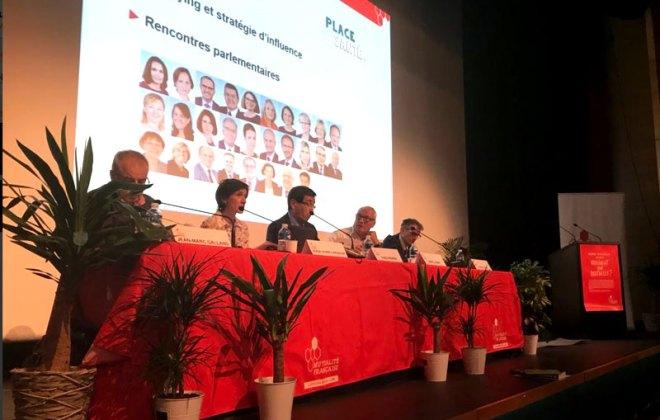 les Foréziales accompagnent la Mutualité Française Auvergne Rhône Alpes lors de son AG 2018
