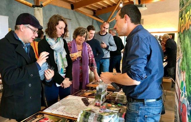 Journée d'échange inter-professionels du tourisme du département de la loire 42