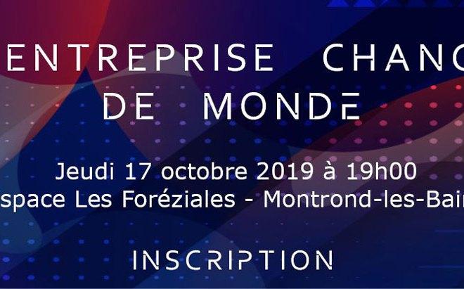 La CMPE Loire organise une conférence sur l'entreprise aux Foréziales avec l'agence CLOEE