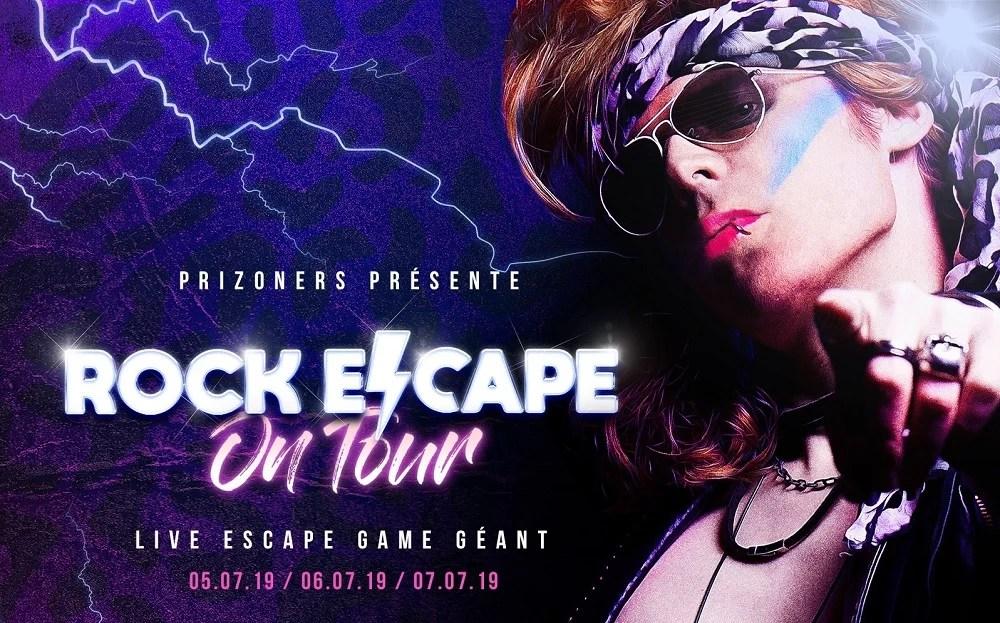escape game rock à paris avec prizoners au trabendo